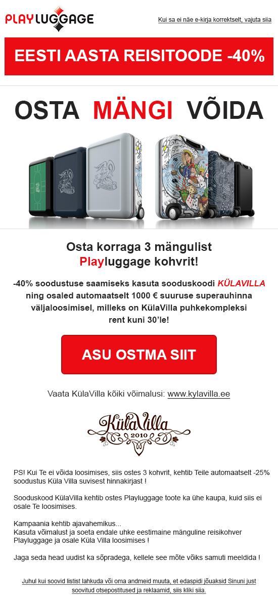 Playluggage