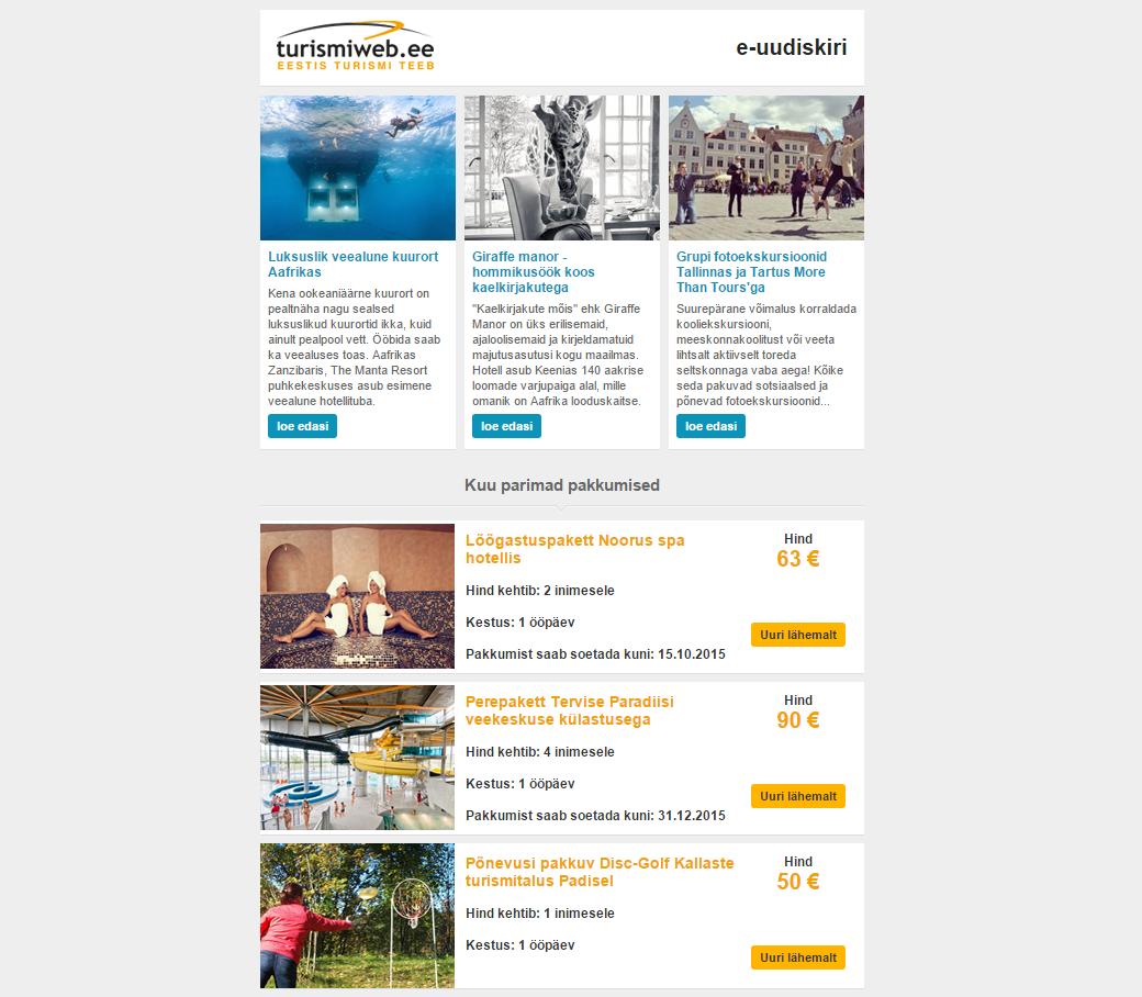 Turismiweb
